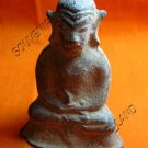 M469-SMALL THAI BUDDHA AMULET ANCIENT ARTEFACTS 18TH