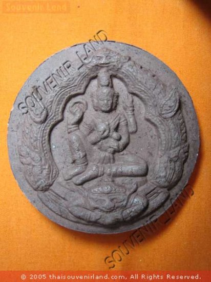 1055-THAI BUDDHA AMULET LOVE MAGIC JA-TU-KAM RAMA REAL