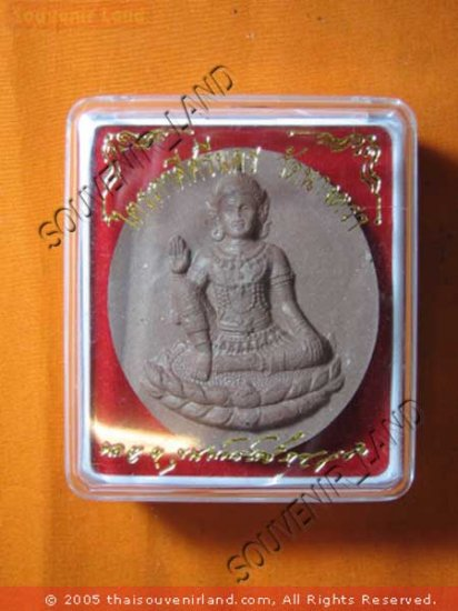 1034-THAI BUDDHA AMULET LOVE MAGIC JA-TU-KAM RAMA REAL