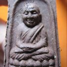 1000-THAI BUDDHA AMULET TABLET SOMDEJ LP TUAD ANTIQUE