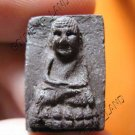 0974-THAI BUDDHA AMULET TABLET SOMDEJ LP TUAD ANTIQUE