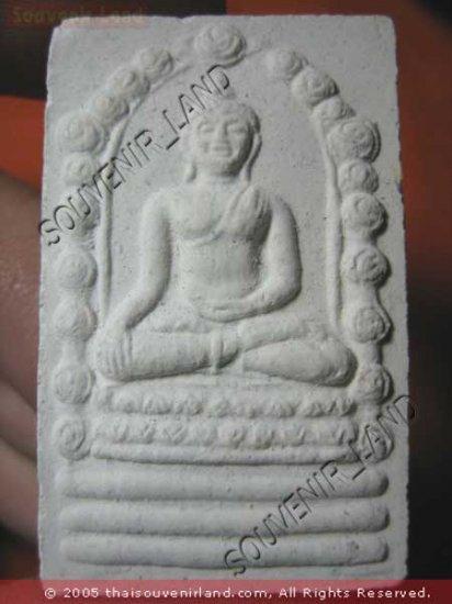 0882-THAI BUDDHA AMULET JA-TU-KAM RAMA SOMDEJ SI-HING