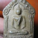 0864-OLD THAI BUDDHA AMULET KHUN-PAEN PLAI KUMAN LP TIM