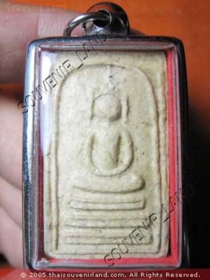 0860-OLD THAI BUDDHA AMULET SOMDEJ O-RA-HANG WAT RAKANG