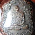 0833-THAI BUDDHA AMULET PENDENT WATERPROOF LP TIM SAMA8