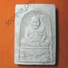 0769-OLD REAL THAI BUDDHA AMULET LP PERN TIGER POWER