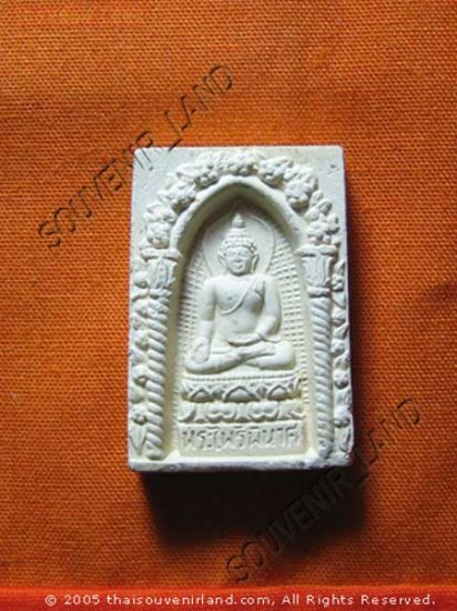 0759-THAI BUDDHA SUCCESSFUL AMULET PHA-PAI-LEE-PA-NART