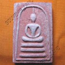 0748-BUDDHA AMULET THAI CHARM TABLET SOMDEJ LP GUYE