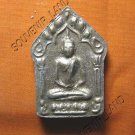 0742-OLD THAI BUDDHA AMULET KHUN-PAEN PLAI KUMAN LP TIM