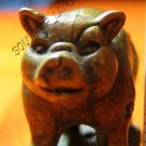 0551-THAI BUDDHA AMULET PIG TALISMAN LP PERN MAGIC RARE