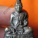 0451-THAI BUDDHIST AMULET FIGURE LP JUM-LONG REAL