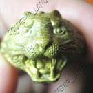 0202-VINTAGE THAI MAGIC BUDDHA AMULET RING MONK PERN TI