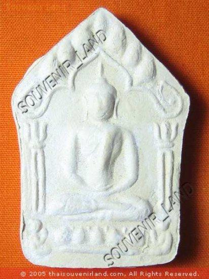 0190-THAI BUDDHA AMULET KHUN-PAEN PLAI-KUMAN LP TIM