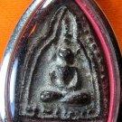 M247-THAI BUDDHA PENDANT AMULET LP BOON JINDAMANEE OLD