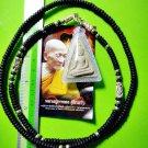2494-THAI REAL AMULET SOMDEG TRIGONAL TABLET POWERFUL RICH MONEY LP KALONG 2008