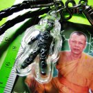 8883-THAI REAL AMULET MINI HUNPAYON ROBOT SPIRIT GUARD PROTECTION LIFE LP DUM