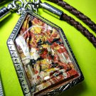 6879-THAI REAL AMULET KHUN-PAEN CHARMING LOVE ATTRACT MONEY MORE MERCY LP KOON