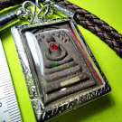 6882-THAI REAL AMULET SOMDEJ GEMS TAKUD MORE MERCY CHARMING LOVE RICH LP KOON