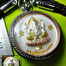 6547-THAI REAL AMULET MEDEL LERSRI PIKANET SUCCESSFUL RICH MONEY BUSINESS LP KEY