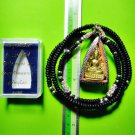 6671-THAI REAL AMULET CHINNARAJ BRING HAPPINESS 108 MONKS MASS BLESSING 2012 YEL