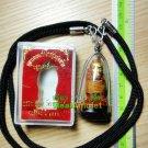 6339-THAI REAL AMULET CLAY GUMAN THONG GOLD FACE 27 SPIRIT FINAL BATCH LP GOY SM