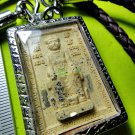 6935-THAI REAL AMULET SOMDEJ TABLET ER-GER-FONG GAMBLING WINDFALL RICH LP KEY