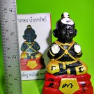 7364-THAILAND REAL AMULET GUMAN BABY DOLL CATCH MONEY RICH LP SANEYJAN HANDMADE