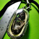 8728-LOKOK BOY SKULL SPIRIT AMULET THAI LUCKY RICH  PENDANT HOLY REAL LP PINT