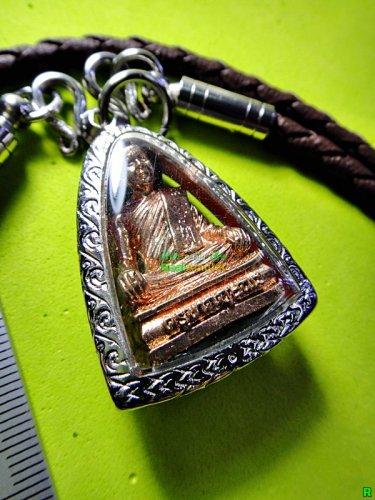 9950-MINI FIGURE STATUE KUBA KRITSANA AMULET THAI REAL COPPER LUCKY FIRST BATCH