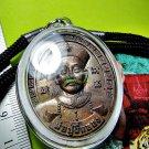 7032-THAI REAL AMULET ERGERFONG FATHER GAMBLING LUCKY RICH MONEY KUBA SUBIN 2010
