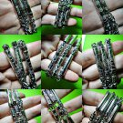 NECKLACE STAINLESS YHAN HOLY HOOK HANGING WEARING CHAIN THAI AMULET TAKUD STEEL