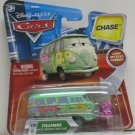 Disney Pixar Cars Chase Fillmore w/Organic Gas Cans