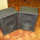 Kustom KSC 10 High Performance Speaker Pair KSC10