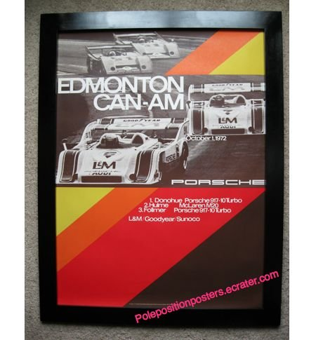 Edmonton Can-Am 1972
