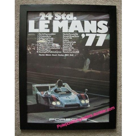 24 Std. Le Mans �1977