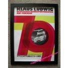 Klaus Ludwig Deutscher Rennsportmeister Auf Porsche 1979