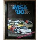 Porsche Wins IMSA '80