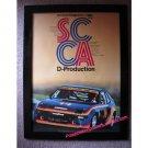 Porsche Wins SCCA D-Production 1980