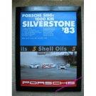 Porsche Sieg: 1000 KM Silverstone '83