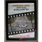 Porsche-Sieg 1000 KM Kyalami '83