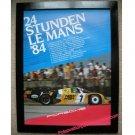 24 Studen Le Mans '84