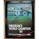 Endurance World Champion '84