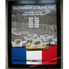 24 Studen Le Mans 1985, Sehn Siege in Le Mans der Zuverlassigkeit