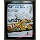 American Le Mans Series Salt Lake City 2007