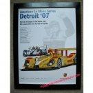 American Le Mans Series Detroit 2007