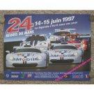 24 Heures Du Mans 14-15 Juin 1997