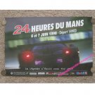 24 Heures Du Mans 6 et 7 Juin 1998