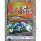 24 Heures Du Mans 15-16 Juin 2002