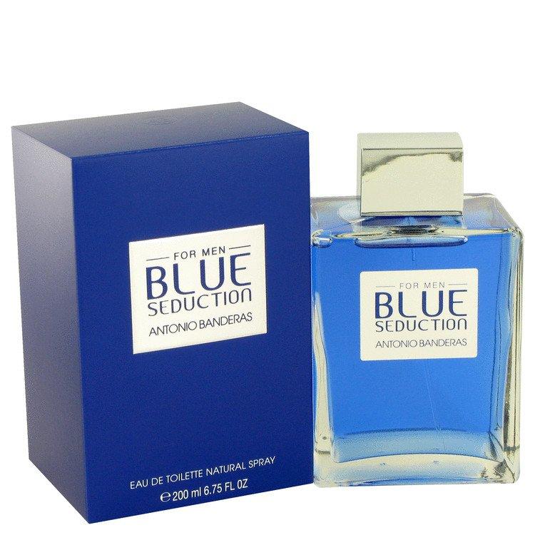 Antonio Banderas Blue Seduction Cologne 6.7 oz