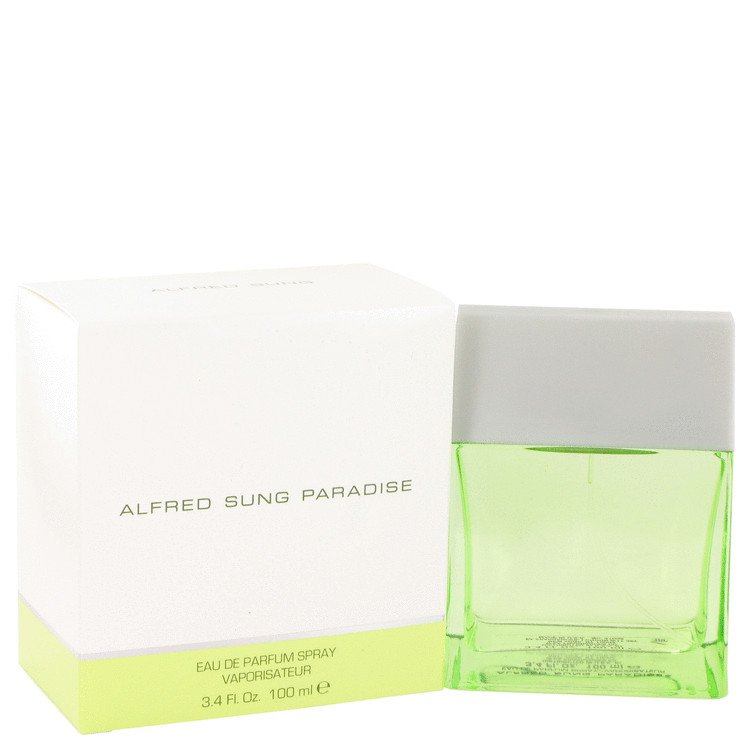 Alfred Sung Paradise Perfume 3.4 oz